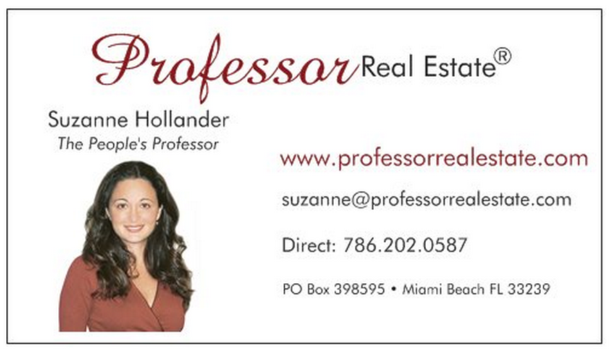 The People's Professor  - Professor Real Estate®