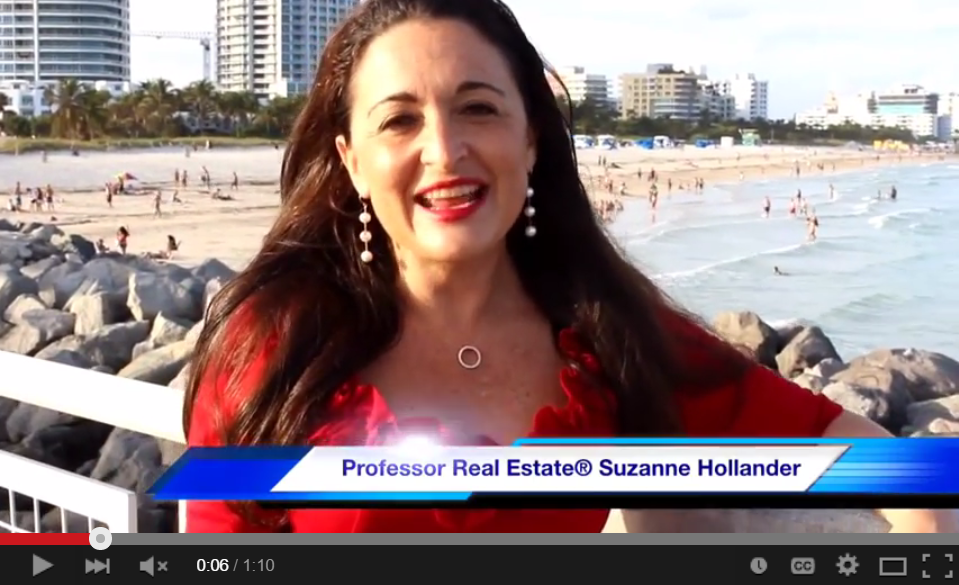 Suzanne Hollander On Why U.S. Real Estate is the Best Gift - Property Rights - Rule of Law - Transparency Professor Real Estate Suzanne Hollander