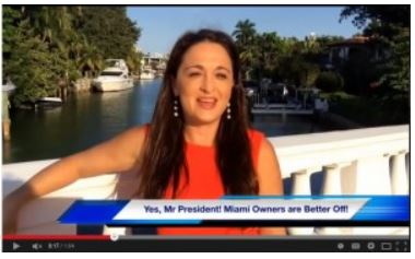 Are You Better Off Than You Were 4 Years Ago - Miami Property Owners Say Yes Professor Real Estate Suzanne Hollander