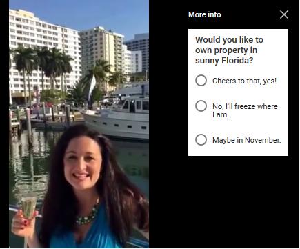 Suzanne Hollander Talks Miami Real Estate at Miami International Boat Show