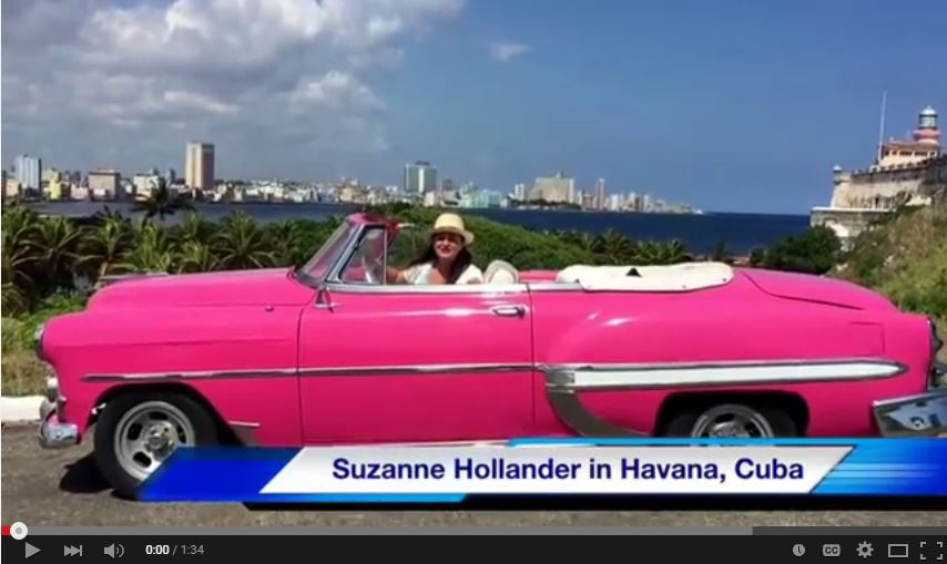 Professor Real Estate Suzanne Hollander On Site: Cuba, Property Rights, Hope, Havana, Cuba