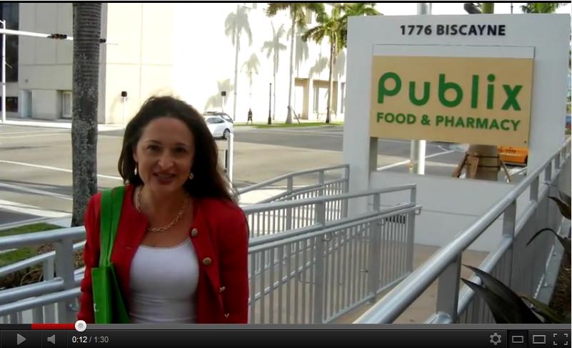 Professor Real Estate Suzanne Hollander on Supermarkets incresae Property Value