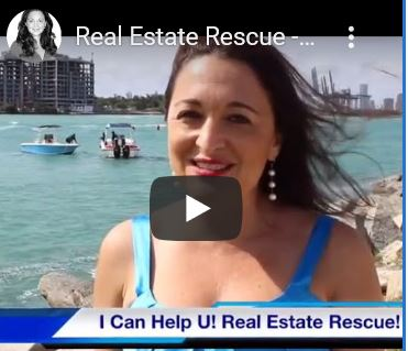 Professor Real Estate Suzanne Hollander on Site South Beach Talking How to Solve Real Estate Problems
