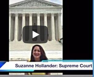 Professor Real Estate Suzanne Hollander on Site U.S. Supreme Court as Leadership Speaker Hispanic National Bar Foundation Week