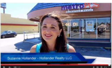 Suzanne Hollander Lists Two Corner Shopping Centers for Sale - Learn Why Corners are Valuable in Real Estate