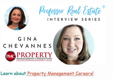 Suzanne Hollander Recession Proof Real Estate Career Property Management Interview Series Gina Chevannes
